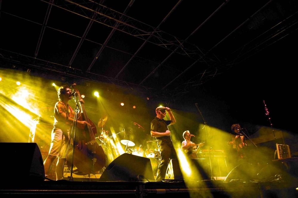 La Mastre Rock La Mastre France 2004
