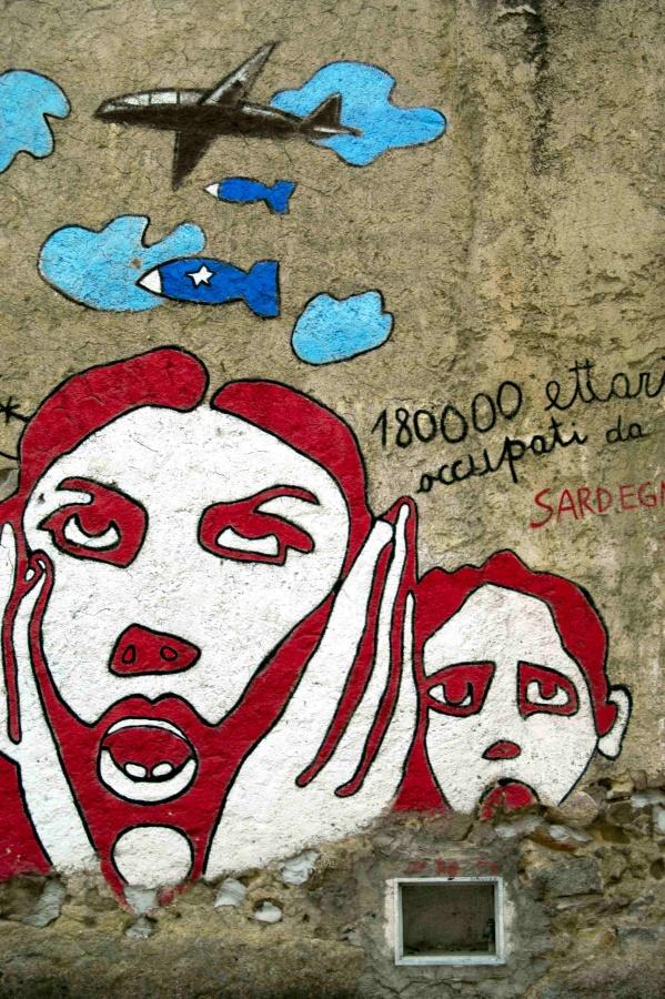 In Orgosolo Sardinia Italy 2002