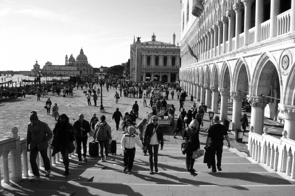 At Piazzetta San Marco