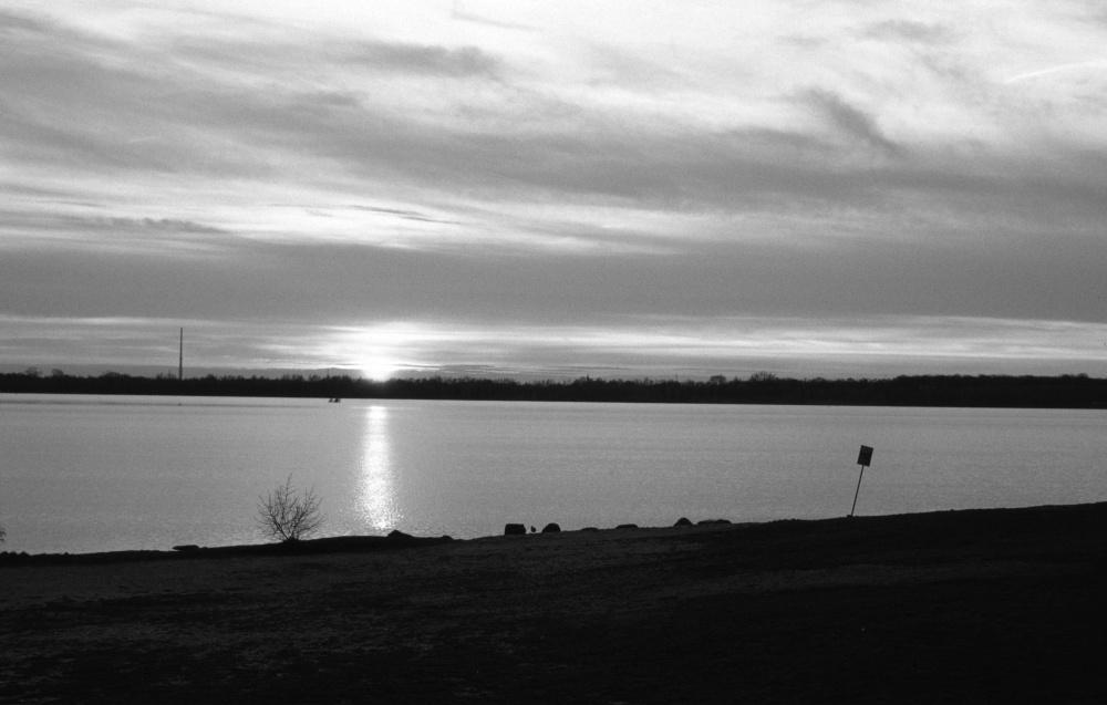 Sundown, Cospudener See