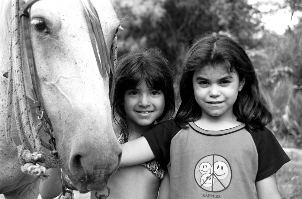 Pauline & Maria 2002