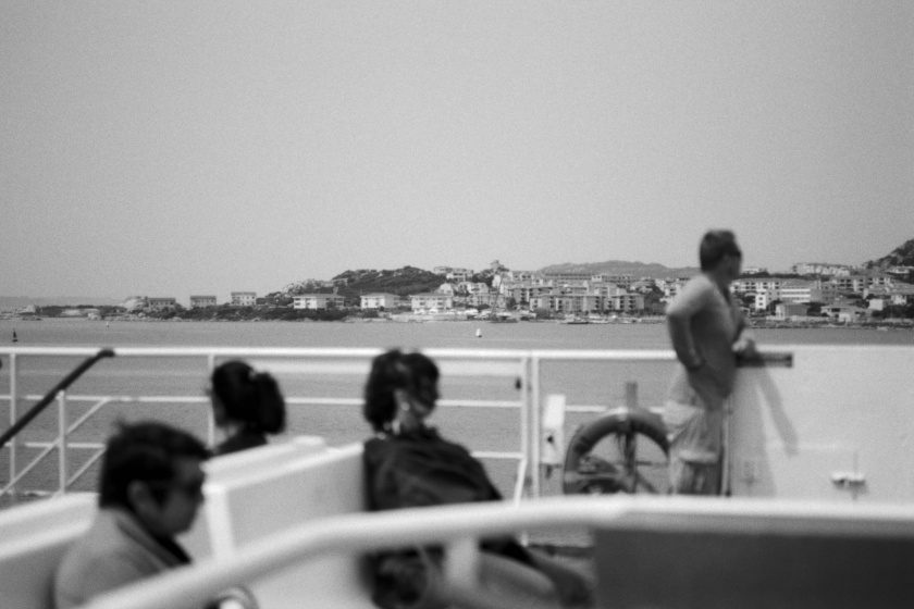 Ferry to Caprera