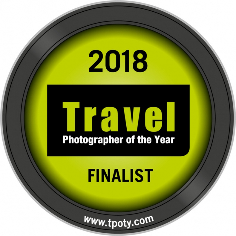 Finalista TPOTY Travel Photographer of the Year 2018