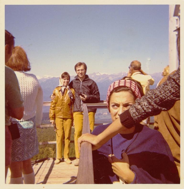 Agosto 1971 M. Penegal