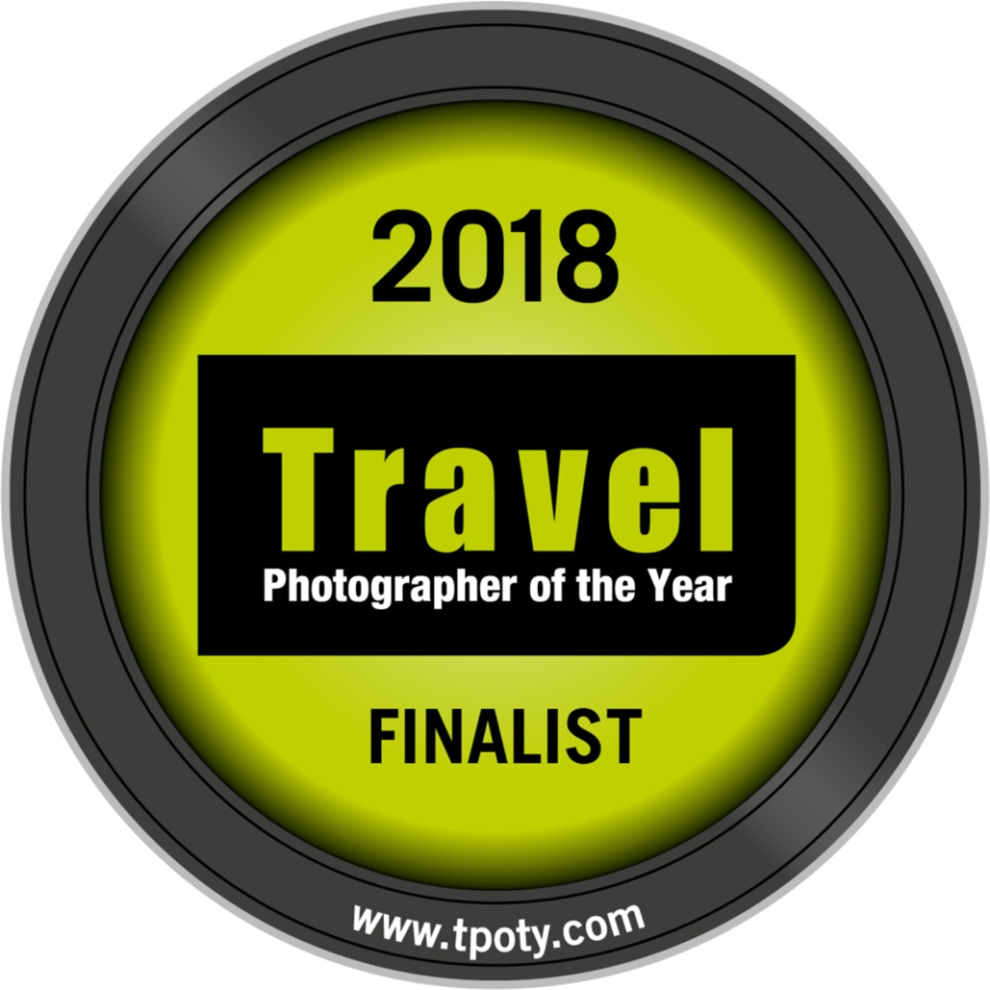 Finalista TPOTY Travel Photographer of the Year 2018 Finalist for the TPOTY Travel Photographer of the Year 2018