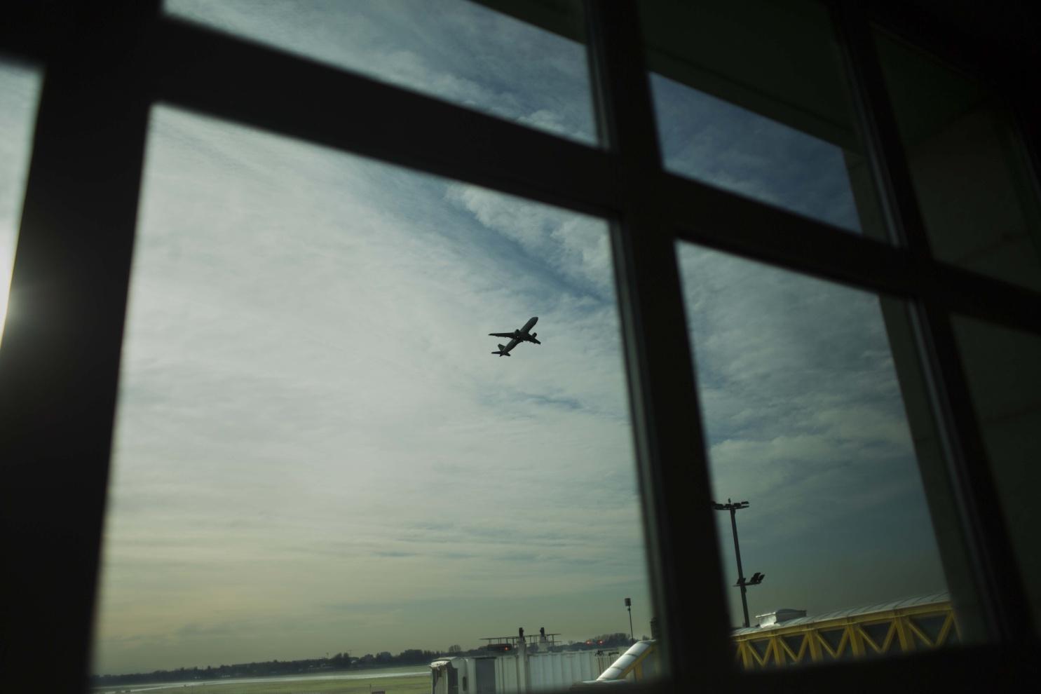 002 - Milano Linate Airport. January