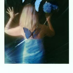 D'azzurro
