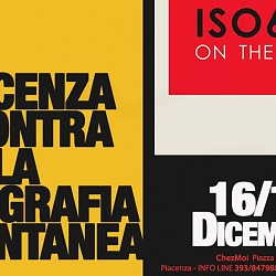 ISO600 ON THE SPOT PIACENZA