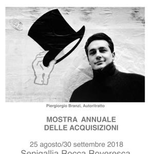 Mostra Annuale delle Acquisizioni  Archivio Italiano dell'autoritratto- Senigallia