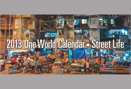 One World Calendar 2013