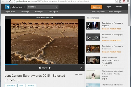 LensCulture Earth Awards 2015 - Editor Pick