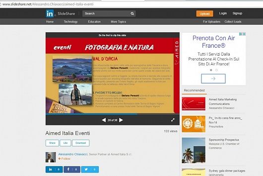 Aimed Italia - Marketing & Communications