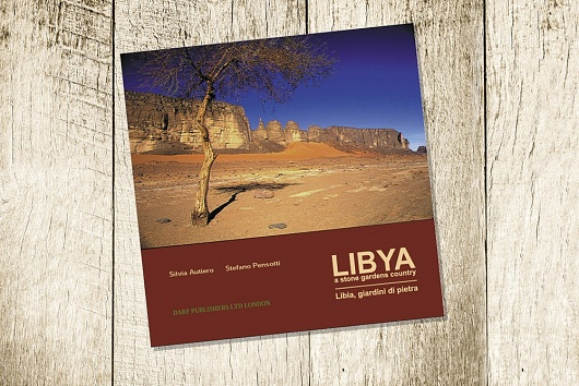 Book: Libya A Stone Gardens Country