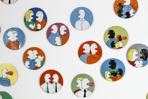 Corporate for Galleria Melesi Arte Contemporanea