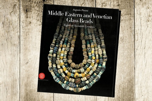 Book: Middle Eastern and Venetian glass beads