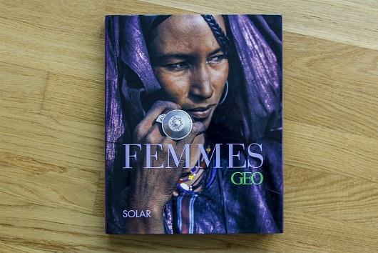 Book: Les Femmes vus par Géo.