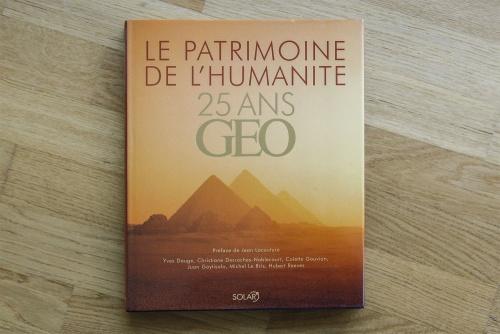 Book: 25 ANS GEO