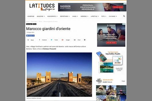 Latitudes Magazine 127 Giugno 2019
