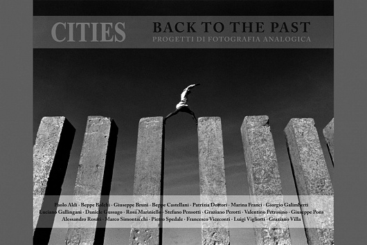Book: Back to the past, 20 progetti di fotografia analogica settembre 2029