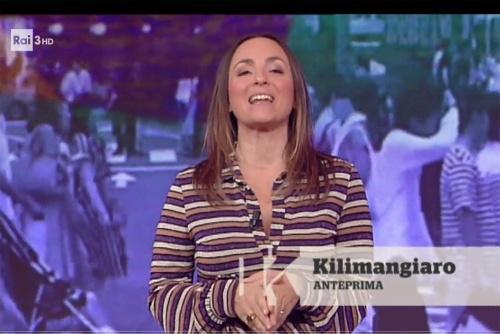 Intervista a RAI 3 KILIMANGIARO