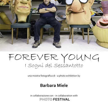 2018 - Photofestival exhibition, Milan. Forever Young, I Sogni del Sessantotto