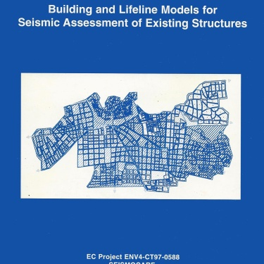 2001 Building and lifeline models for seismic assesment of existin structures