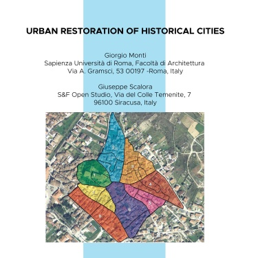 2018 - Urban restoration of historical cities