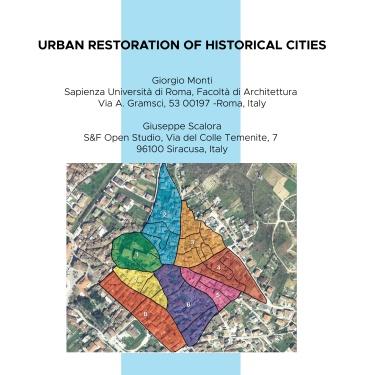 2018 - Urban restoration of historical cities
