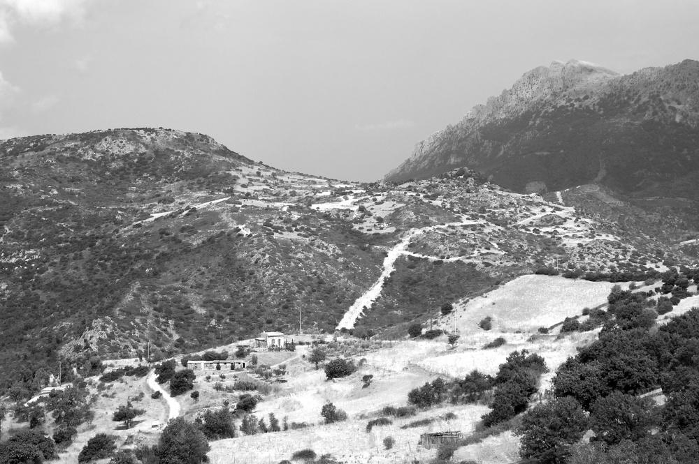 In Orgosolo Sardinia Italy 2008