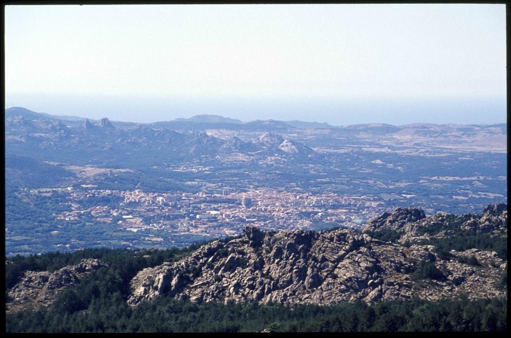 Oliena Sardinia Italy 2011