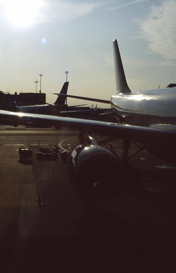 Gate 58 Frankfurt Airport