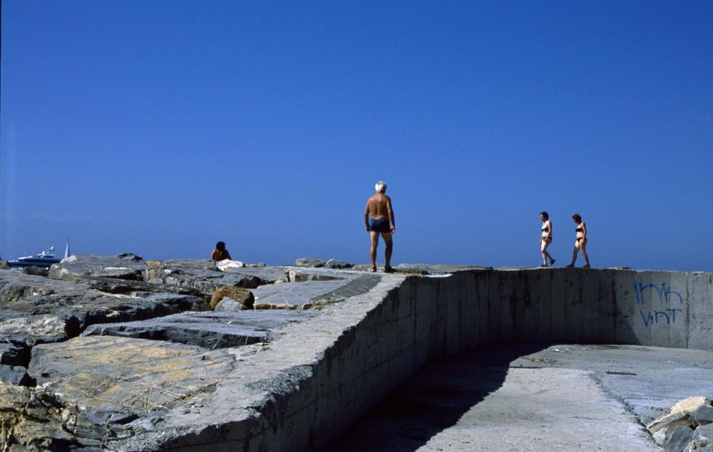 Near Lighthouse Imperia Porto Maurizio