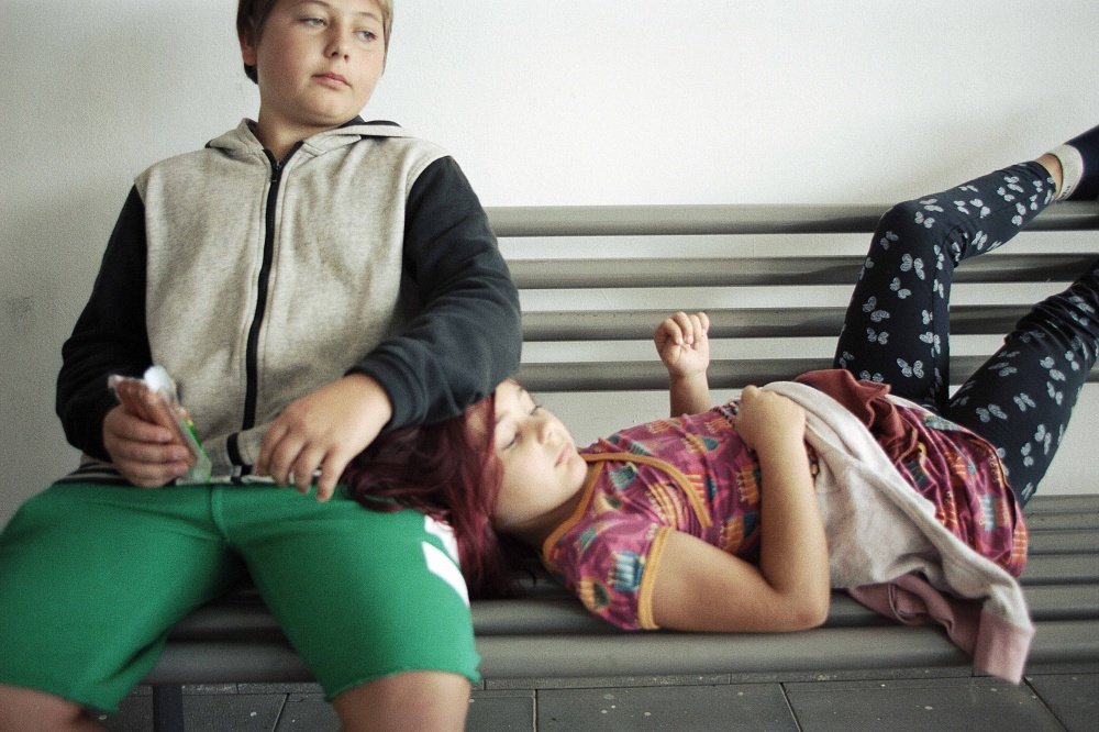 Waiting for next Train - Messina