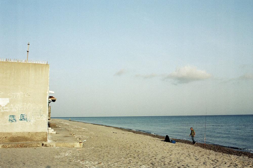 North of Capo Peloro