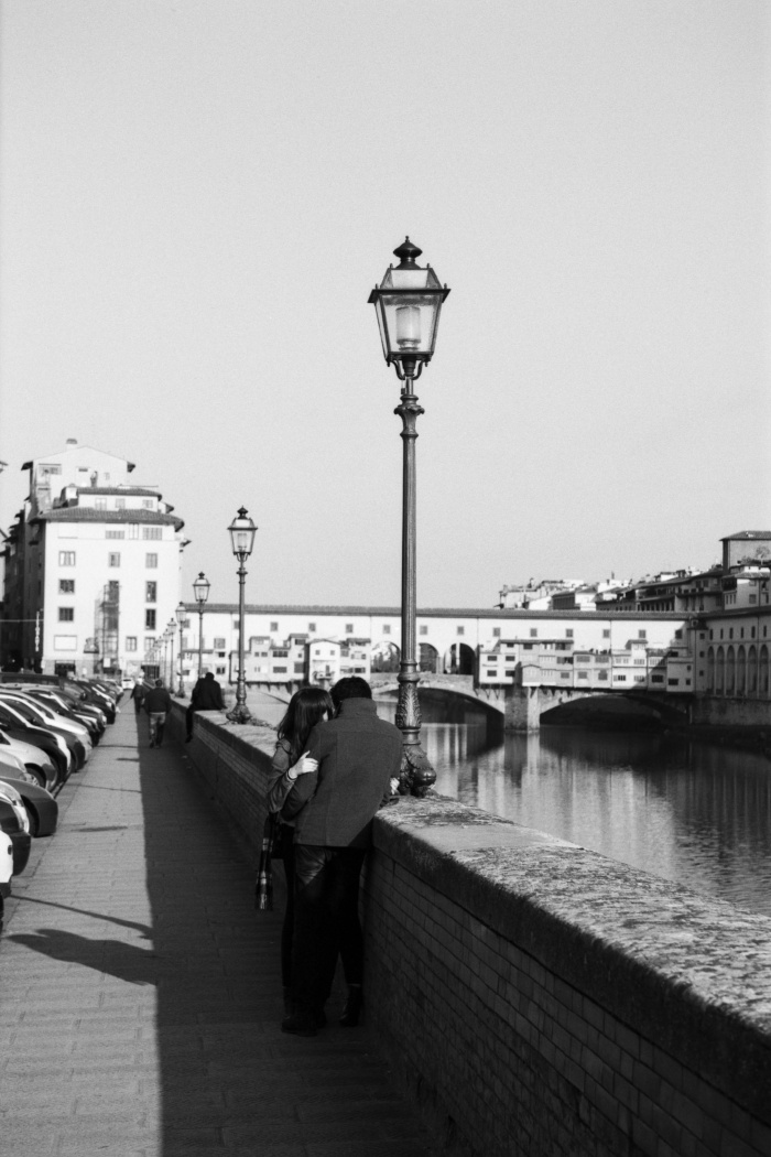 Florence - early morning