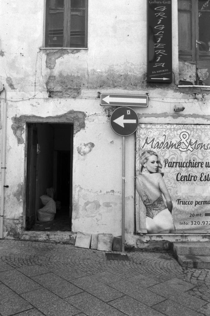 The barber of Santa Teresa