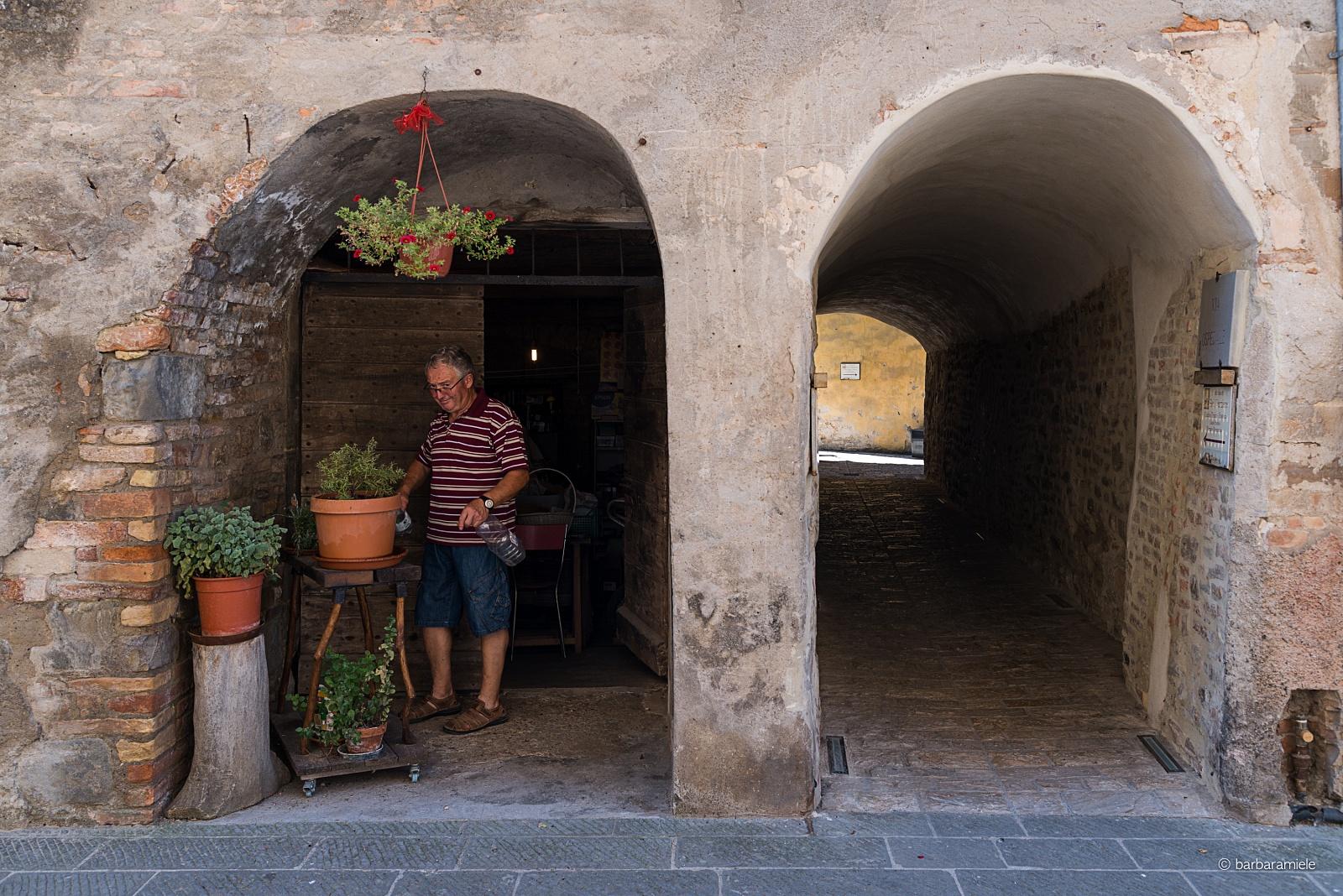 Montone, Umbria - Italy