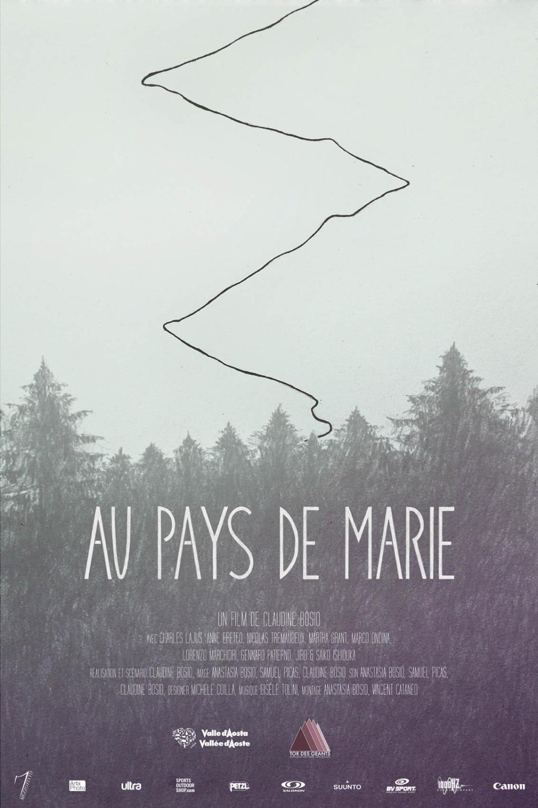 Au Pays de Marie. Documentary film, 2015