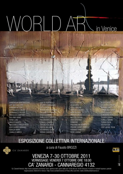 """World Art in Venice"""