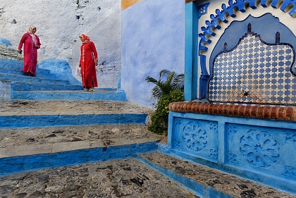 WORKSHOP DI REPORTAGE IN MAROCCO